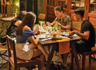 Begini Suasana Pergantian Tahun di Fontana Hotel Bali