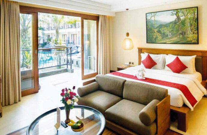 Anumana Ubud Hotel, Comfortable Hideaway in the Ubud Area