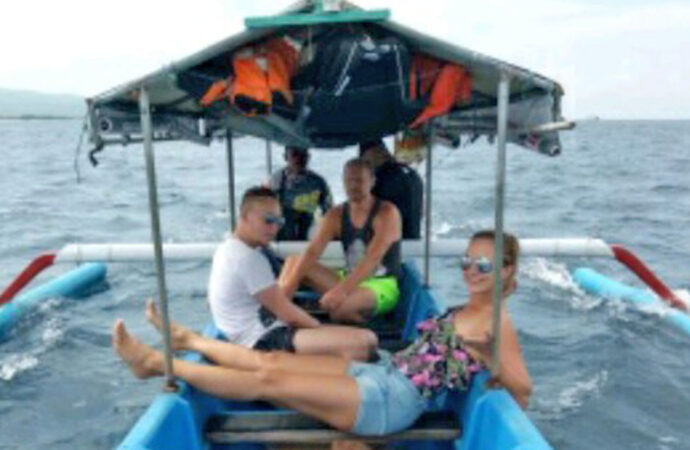 Boat Ride, Snorkeling and Diving Tourist Attractions in Gilimanuk Bay