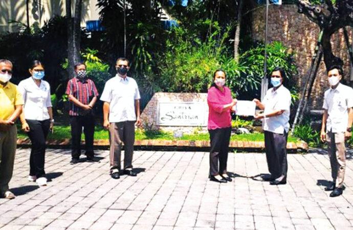 Griya Santrian Beach Resort & Spa Obtains CHSE Certification