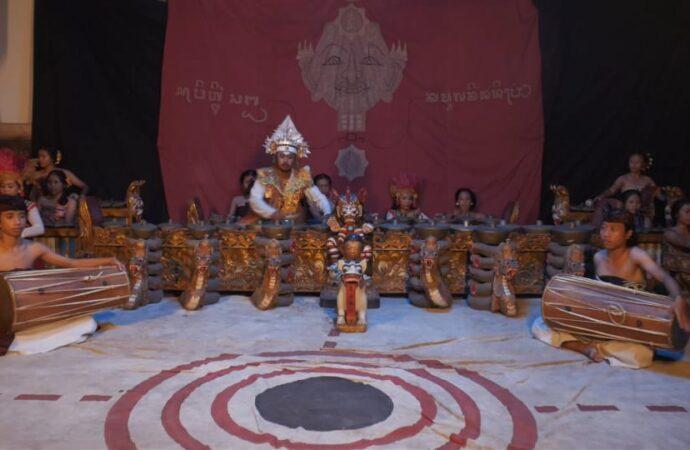 """Dua Pertapa Diuji dalam """"Bubuksah Gagangaking"""", Garapan Sanggar Maha Bajra Sandhi"""
