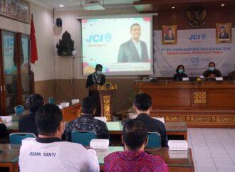 JCI Semarapura 2021 Dilantik