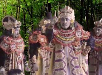 """""""Bhagawan Dharmaswami"""" Dramatari Gambuh Disajikan Sanggar Seni Kakul Mas Batuan"""