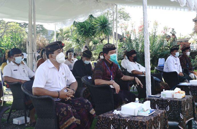 Bulan Bahasa di Klungkung. Masyarakat Diajak Lestarikan Bahasa, Aksara dan Sastra Bali