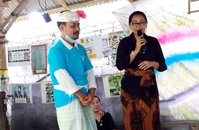 Bulan Bahasa Bali di Nang Oman Werdi Lestari, Ketat Prokes Kaya Acara