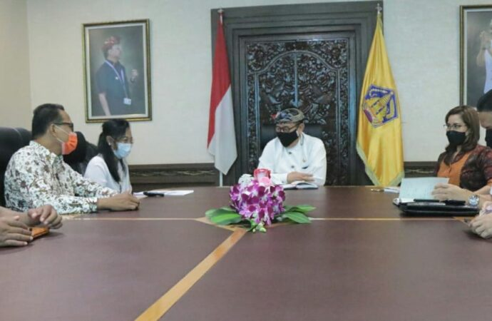 BPPD Bali Dalami Penerapan Free Covid Corridor