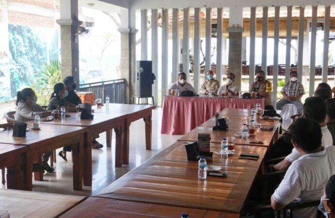 Isolasi Pasien OTG-GR, Satgas Jajaki Pengurus BPC PHRI Buleleng