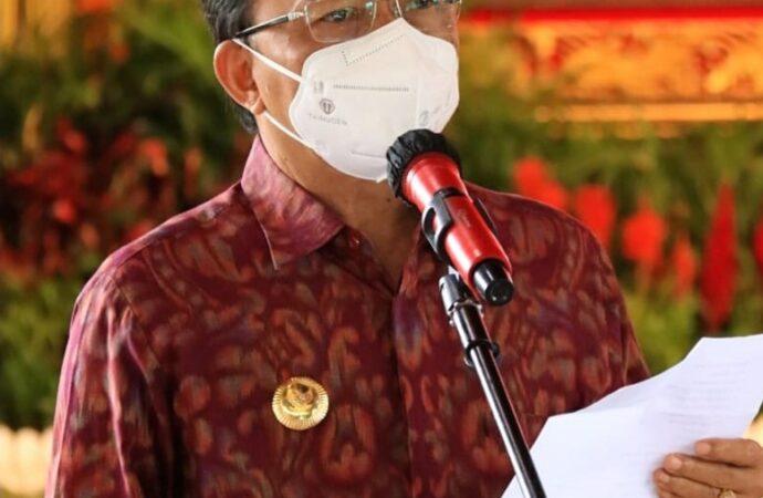 Pegawai Pemerintah Pusat- Daerah dan Perbankan Diminta Bantu UMKM Tenun Endek Bali