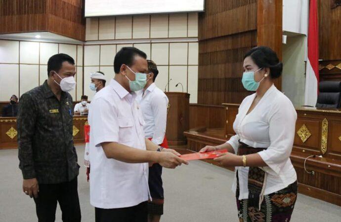 Sekda Dewa Indra Berharap Kontribusi Lulusan STAN, STTD dan PPPK