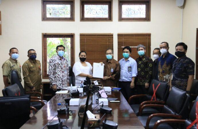 """Bupati Eka """"Entry Meeting"""" Dengan BPK RI Perwakilan Daerah Bali"""