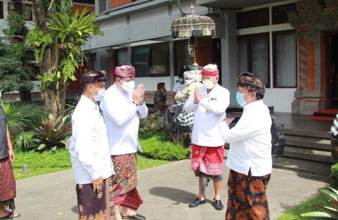 Muskab XIII PMI Gianyar. PMI Ranting di Kecamatan akan Diaktifkan Lagi