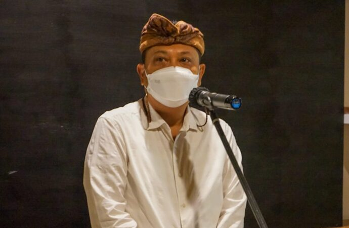 Rai Mantra Buka Gelaran Bulan Bahasa Bali Kota Denpasar