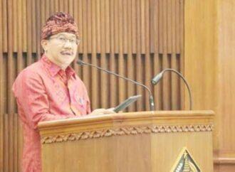 Gubernur Koster Undang Pimpinan Instansi Pemerintah dan Lembaga Lain Terkait SE Gubernur Bali Tentang Penggunaan Kain Tenun Endek Bali