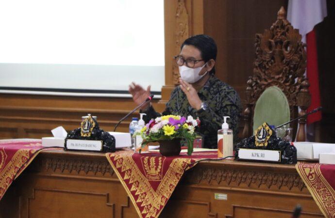 Progress Keberhasilan MCP Pemkab Badung Capai 90,58 %