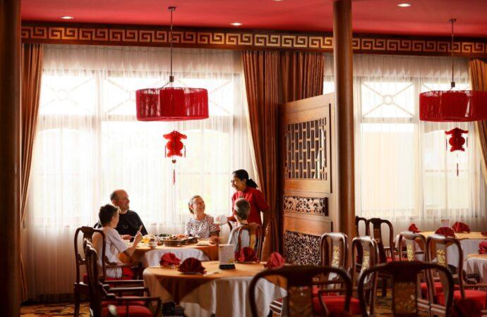 Ada Spesial Menu Imlek di Golden Lotus Chinese Restaurant