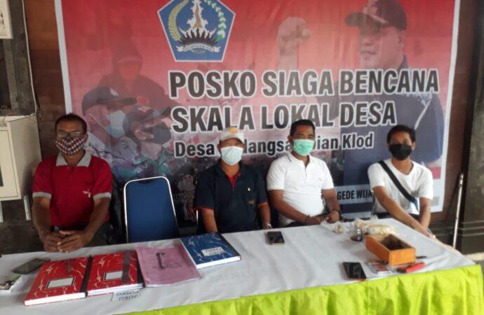 Desa dan Kelurahan di Denpasar Bentuk Posko Tanggap Covid-19