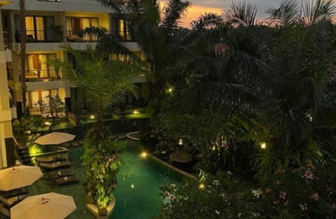 Ini Asyikkya Menginap di Anumana Ubud Hotel