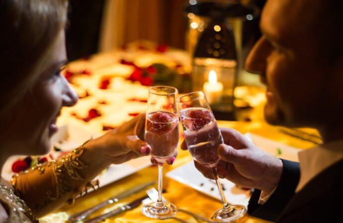 Special Valentine's Day, di 20 Tahun Mozaic Restoran