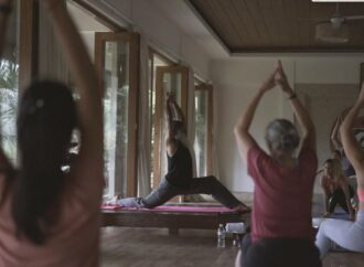 "Yoga di Masa Pandemi Bersama ""Om Ham Retreat Ubud"""