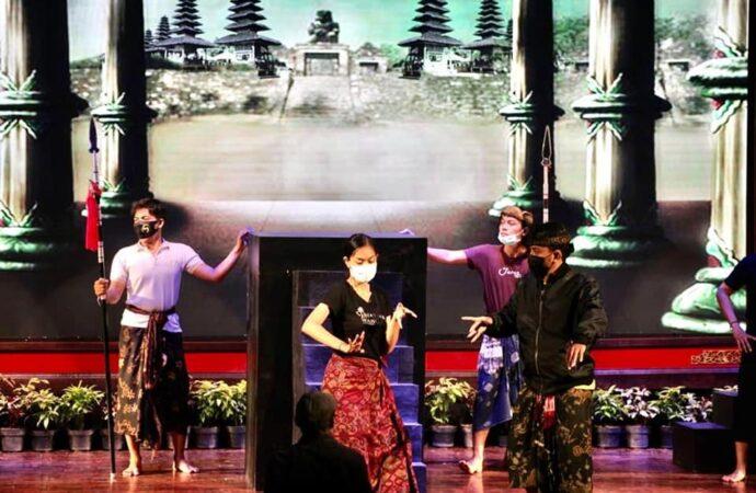 Tidak Boleh Sembarangan Hadiri Pembukaan Bulan Bahasa Bali. Ini Syaratnya