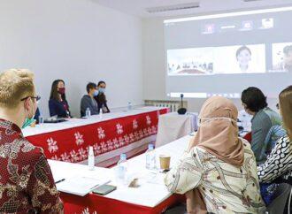 """""""Labuan Hati"""" Tertambat di Moskow: Diskusi Film Pemuda Indonesia-Rusia"""