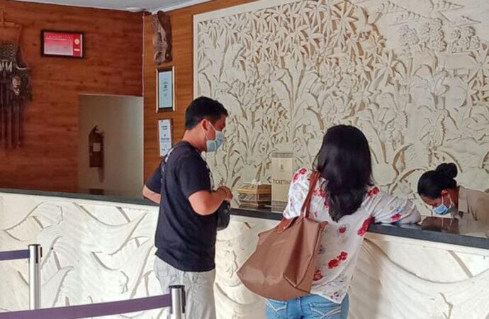 Taman Nusa Also Applies PPKM