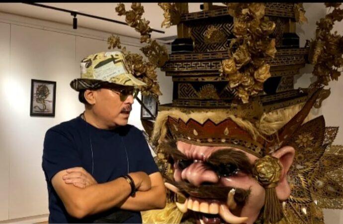 Budayawan Eros Djarot Apresiasi DNA Kota Denpasar