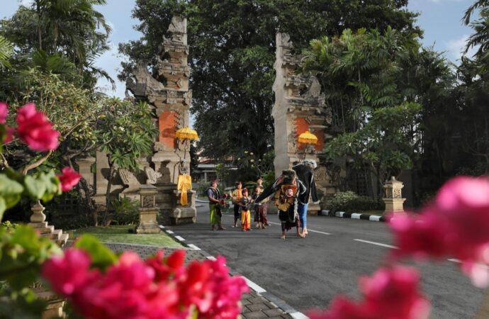 Nikmati Ketenangan di Bali Dynasty Resort saat Hari Raya Nyepi