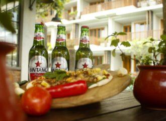 """Nikmati """"3 Beers and Mini Pizza"""" di The Haven Suites Bali Bali Berawa"""
