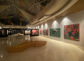 """Getting Closer"", Pameran Empat Perupa di Seminyak Village Mall"