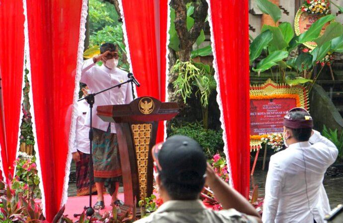 """Denpasar MAJU"" di Bawah Jaya-Wibawa"