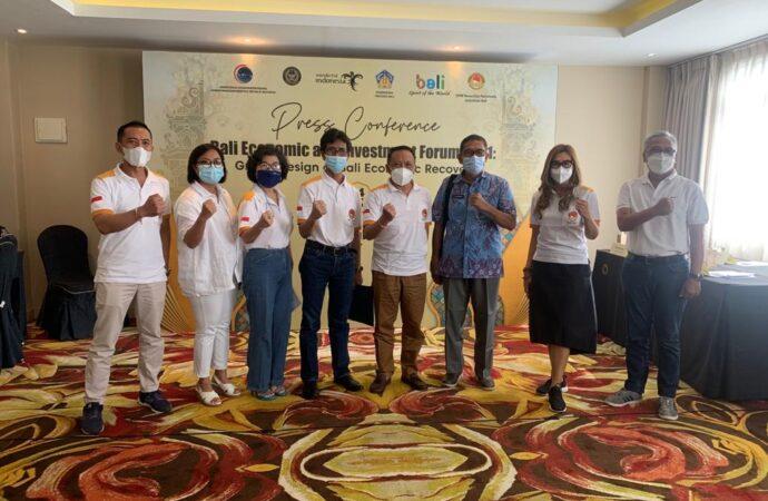 """NCPI Bali Ajak """"Stake Holder"""" Rumuskan """"Grand Strategy"""" Pemulihan Ekonomi"""