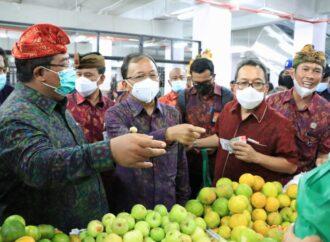 Pasar Banyuasri,  Hadiah HUT Kota Singaraja ke-417