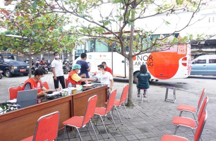 Donor Darah Sambut HUT Kota Singaraja Ke-417
