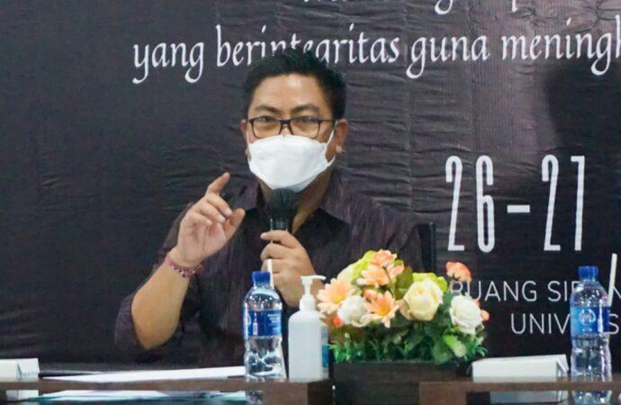 Mahasiswa Diajak Berkolaborasi Bangun Denpasar