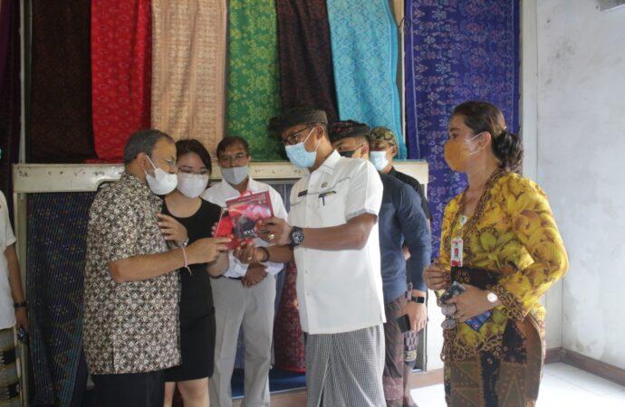 Dubes India Kunjungi UMKM Gianyar