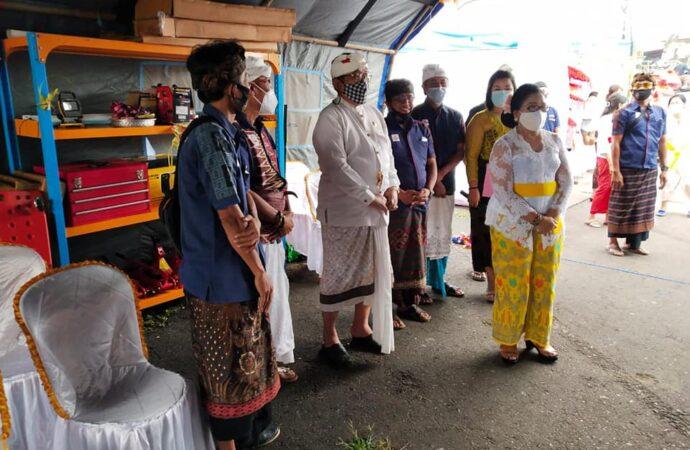 Anjungan Servis Gratis PBMB di Pura Batur
