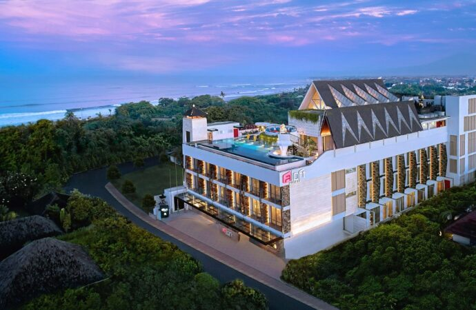 Aloft Hadirkan 2 Hotel Unik di Bali,  Sasar Wisatawan Milenial