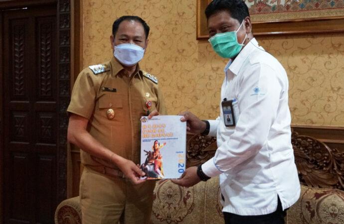 Kakanwil DJpB Diharapkan Sampaikan Kondisi Riil Pemkab Badung ke Pusat