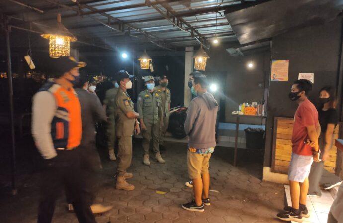 Denpasar Rutin Laksanakan Patroli Pemantauan Prokes