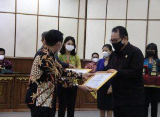 """Pemprov Bali Berkomitmen Jalankan """"Good Governance"""""""