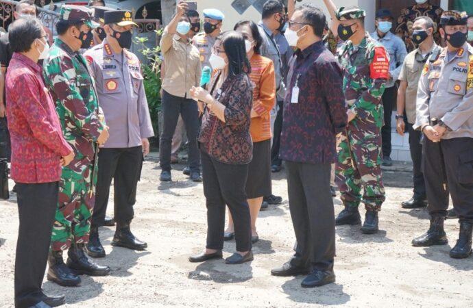 Panglima TNI dan Kapolri Dukung Sanur Jadi Zona Hijau