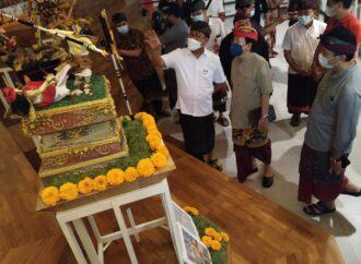Pameran Ogoh-ogoh Mini ITB STIKOM Bali