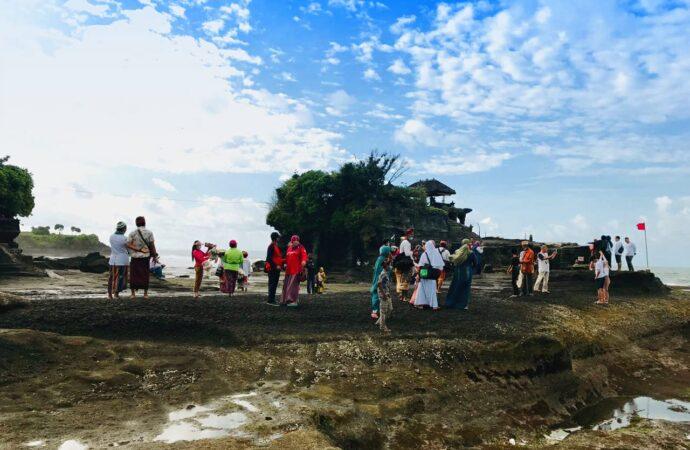 Tanah Lot Sambut Program Free Covid Corridor