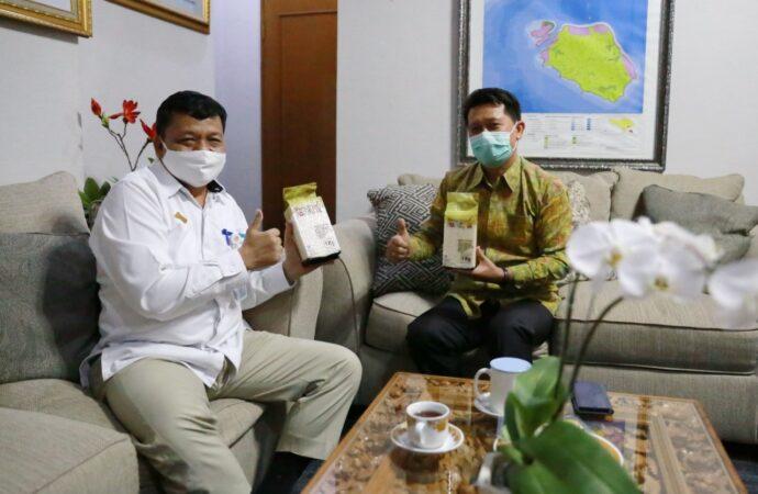 Atasi Stunting, Bulog Kanwil Bali Kenalkan Produk Beras Fortivit
