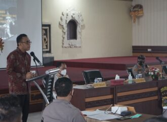 Koordinasi Kenyamanan Pelaksanaan Hari Suci di Denpasar