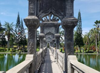 Taman Soekasada Ujung Siap Terima Wisatawan Mancanegara
