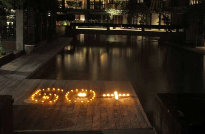 To Protect Nature and the Environment, The Haven Suites Bali Berawa Holds Earth Hour