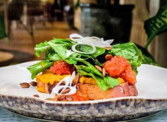 Vegan Chicken Salad Offered at Standing Stones Restaurant