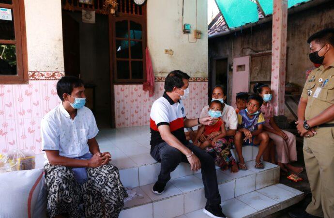 Bantuan untuk ODGJ dan Penyandang Disabilitas di Klungkung